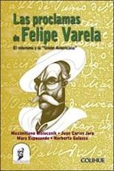 Libro Las Proclamas De Felipe Varela