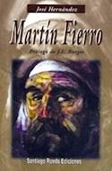 Papel MARTIN FIERRO (PROLOGO BORGES)