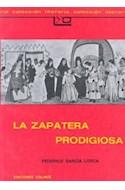 Papel ZAPATERA PRODIGIOSA (COLECCION LEER Y CREAR 55)