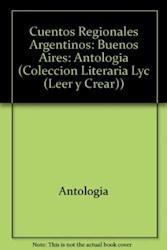 Libro Cuentos Regionales Argentinos Buenos Aires