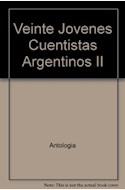 Papel VEINTE JOVENES CUENTISTAS ARGENTINOS II