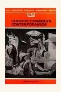 Papel CUENTOS ESPAÑOLES CONTEMPORANEOS