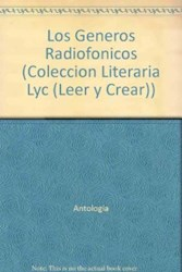 Libro Los Generos Radiofonicos