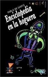 Papel Enciclopedia En La Hoguera