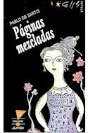 Papel PAGINAS MEZCLADAS (COLECCION LA MOVIDA) (BOLSILLO)
