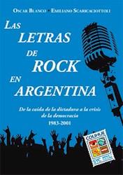 Libro Las Letras De Rock En Argentina