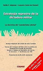 Libro Estrategias Represivas De La Dictadura