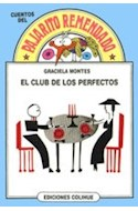 Papel CLUB DE LOS PERFECTOS (COLECCION PAJARITO REMENDADO)