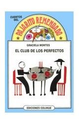 Papel CLUB DE LOS PERFECTOS (COLECCION PAJARITO REMENDADO)