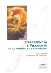Libro Experiencia Y Filosofia