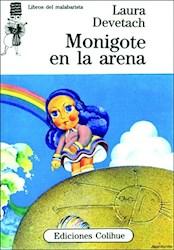 Papel Monigote En La Arena