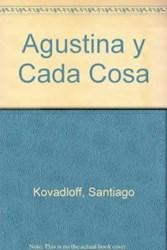 Libro Agustina Y Cada Cosa