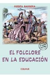 Papel EL FOLCLORE EN LA EDUCACION