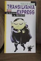 Libro Transilvania Express  Guia De Monstruos