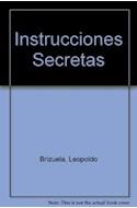 Papel INSTRUCCIONES SECRETAS GUIA PARA EMPEZAR A ESCRIBIR (COLECCION OBSESIONES)