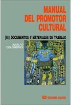 Papel MANUAL DEL PROMOTOR CULTURAL TOMO III