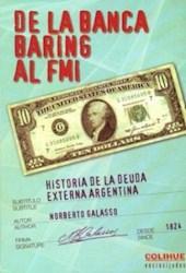 Papel De La Banca Baring Al Fmi Deuda Externa Arg