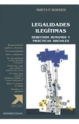 Papel LEGALIDADES ILEGITIMAS