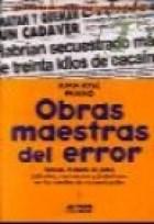 Papel Obras Maestras Del Error