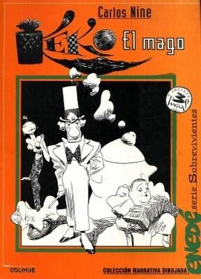 Papel Keko. El Mago