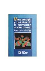 Papel METODOLOGIA Y PRACTICA DE LA ANIMACION SOCIO-CULTURAL