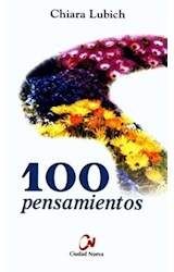 Papel 100 PENSAMIENTOS