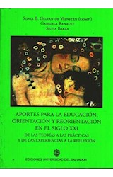 Papel APORTES PARA LA EDUCACION, ORIENTACION Y REORIENTACION EN EL