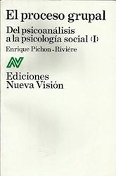 Papel Proceso Grupal, El Del Psicoanalis A La Psic
