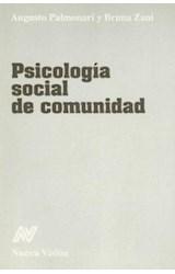 Papel PSICOLOGIA SOCIAL DE COMUNIDAD
