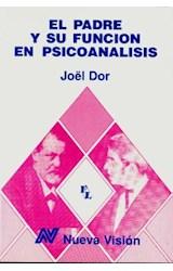 Papel EL PADRE Y SU FUNCION EN PSICOANALISIS
