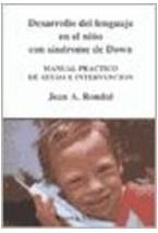 Papel DESARROLLO DEL LENGUAJE EN EL NIÑO CON SINDROME DE DOWN