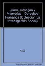 Papel JUICIO CASTIGOS Y MEMORIAS
