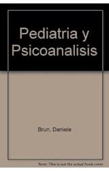 Papel PEDIATRIA Y PSICOANALISIS