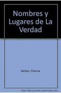 Papel NOMBRES Y LUGARES DE LA VERDAD (COLECCION DIAGONAL)