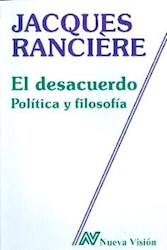 Papel Desacuerdo, El Politica Y Filosofia
