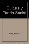 Papel CULTURA Y TEORIA SOCIAL