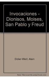 Papel INVOCACIONES (DIONISIOS, MOISES, SAN PABLO, FREUD)