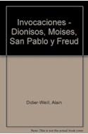 Papel INVOCACIONES DIONISOS MOISES SAN PABLO Y FREUD