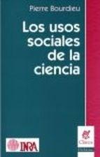 Papel Usos Sociales De La Ciencia, Los