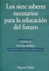 Papel Siete Saberes Necesarios Para La Educacion