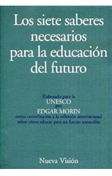 Papel SIETE SABERES NECESARIOS PARA LA EDUCACION DEL FUTURO