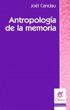 Papel Antropologia De La Memoria