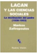 Papel LACAN Y LAS CIENCIAS SOCIALES