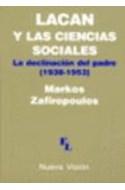 Papel LACAN Y LAS CIENCIAS SOCIALES LA DECLINACION DEL PADRE 1938 - 1953