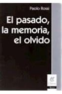 Papel PASADO LA MEMORIA EL OLVIDO (CLAVES MAYOR)