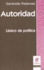 Papel Autoridad