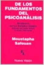 Papel DE LOS FUNDAMENTOS DEL PSICOANALISIS