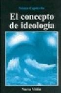 Papel CONCEPTO DE IDEOLOGIA (CAPDEVILLA NESTOR)(RUSTICO)