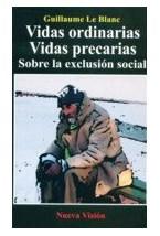 Papel VIDAS ORDINARIAS,VIDAS PRECARIAS