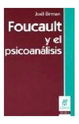 Papel FOUCAULT Y EL PSICOANALISIS